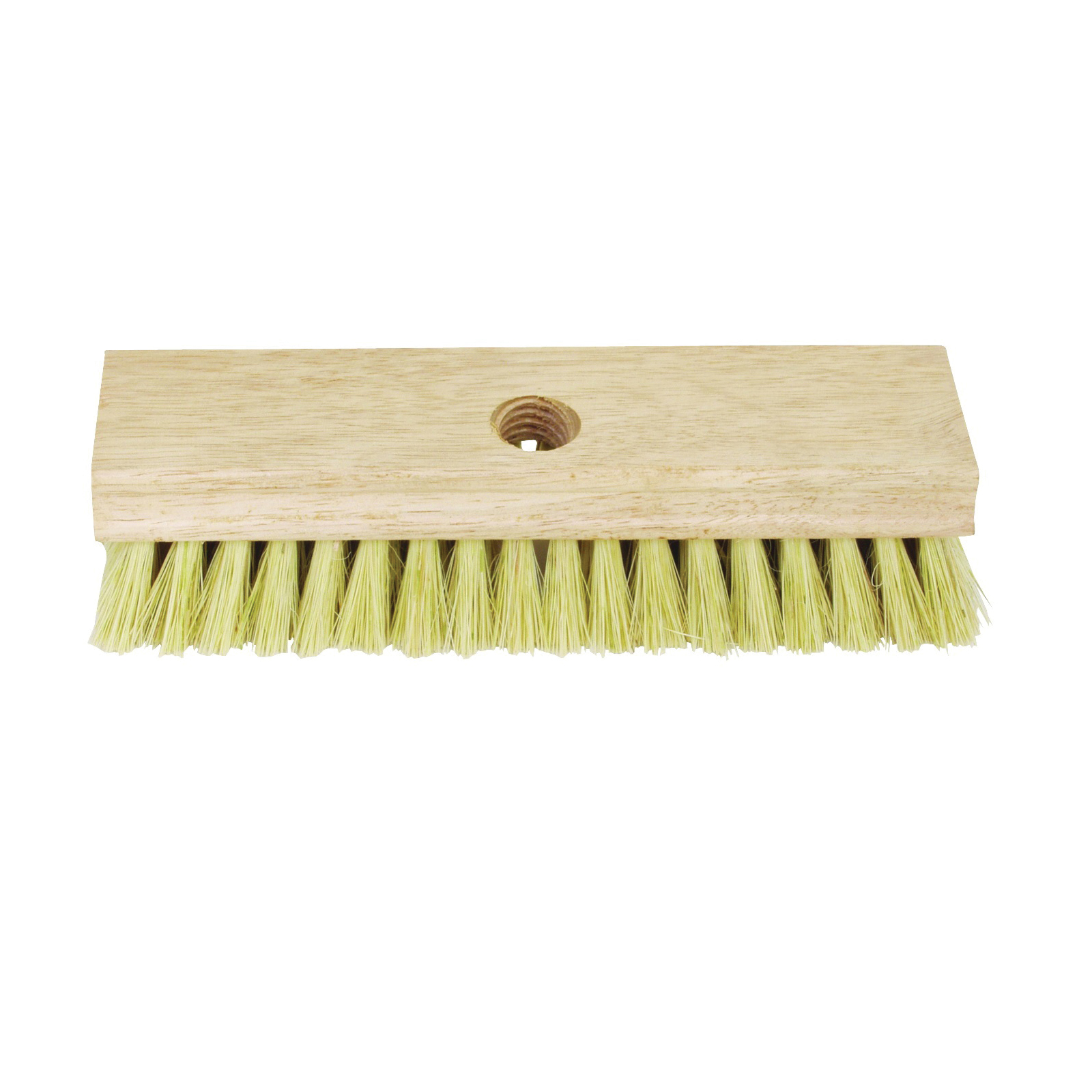 Picture of DQB 11643 Acid Scrub Brush, 8 in Brush, 1-1/16 in L Trim, Hardwood Handle, 8 in OAL