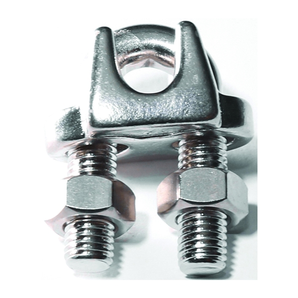Picture of BARON 260S-1/4 Wire Rope Clip, Stainless Steel
