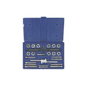 Picture of IRWIN POWER-GRIP 24614 Tap and Die Set, 24 -Piece, HCS