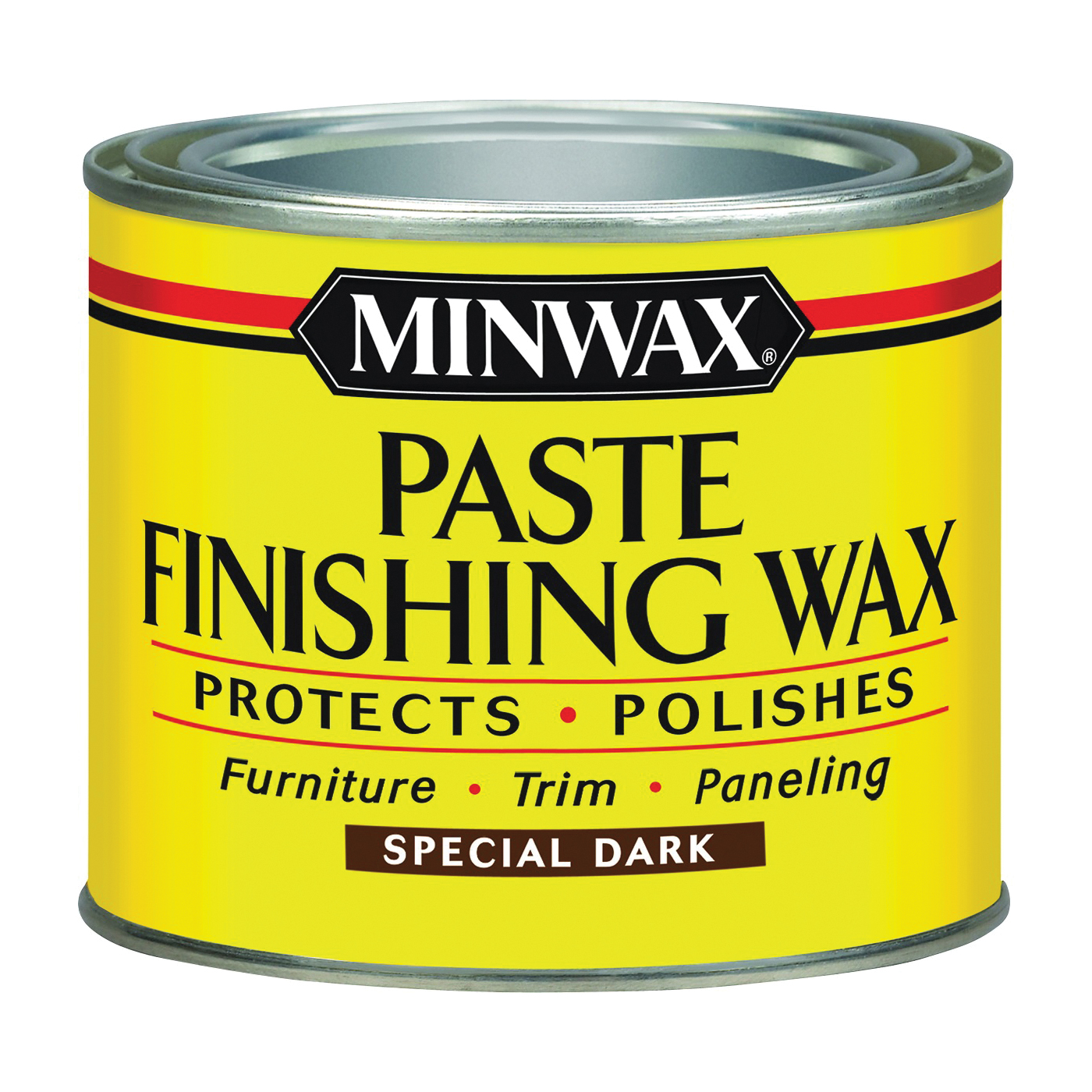 Picture of Minwax 786004444 Finishing Wax, Special Dark, Paste, 1 lb, Can