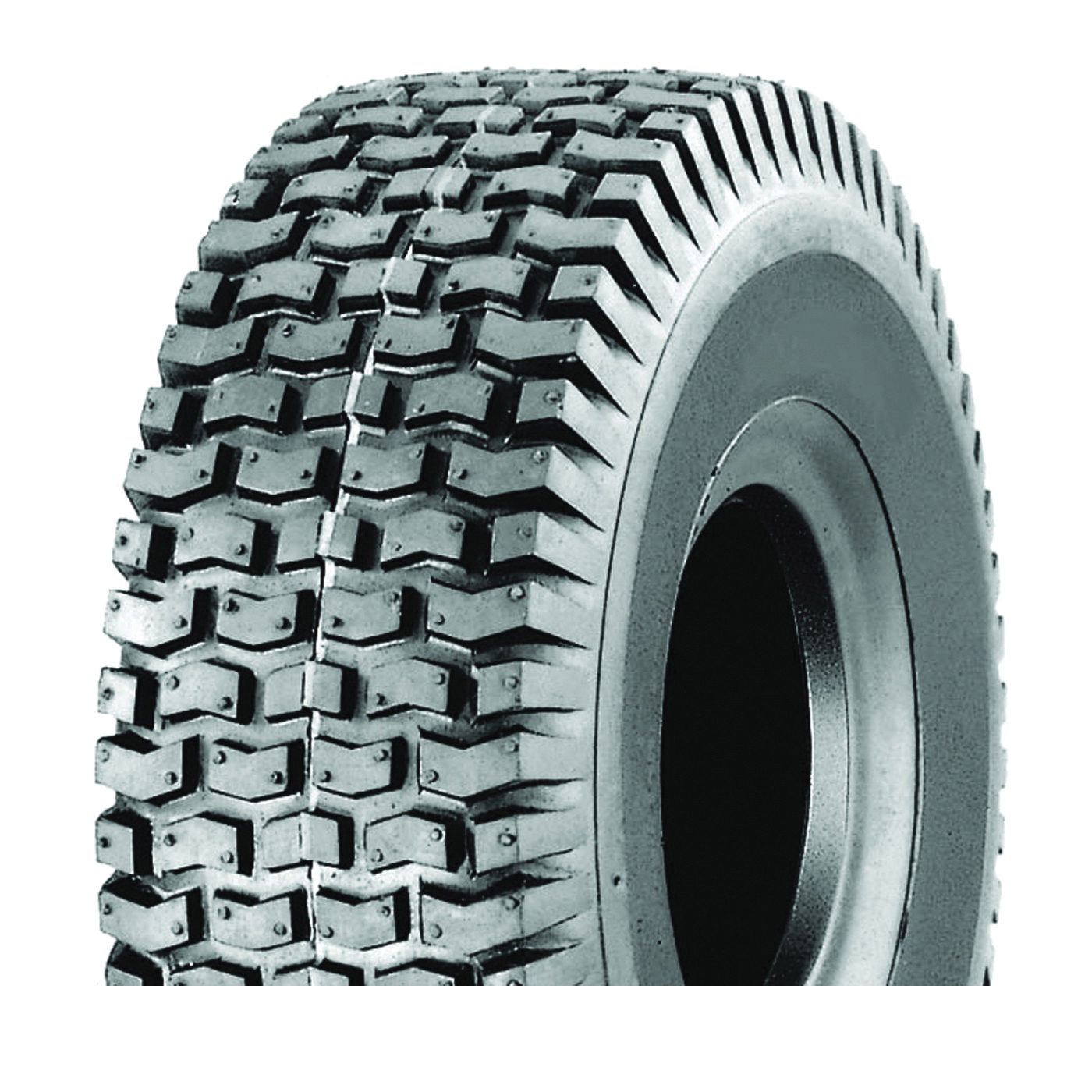 Picture of MARTIN WHEEL 506-2TR-I Turf Rider Tire, Tubeless, For: 6 x 3-1/4 in Rim Lawnmowers and Tractors