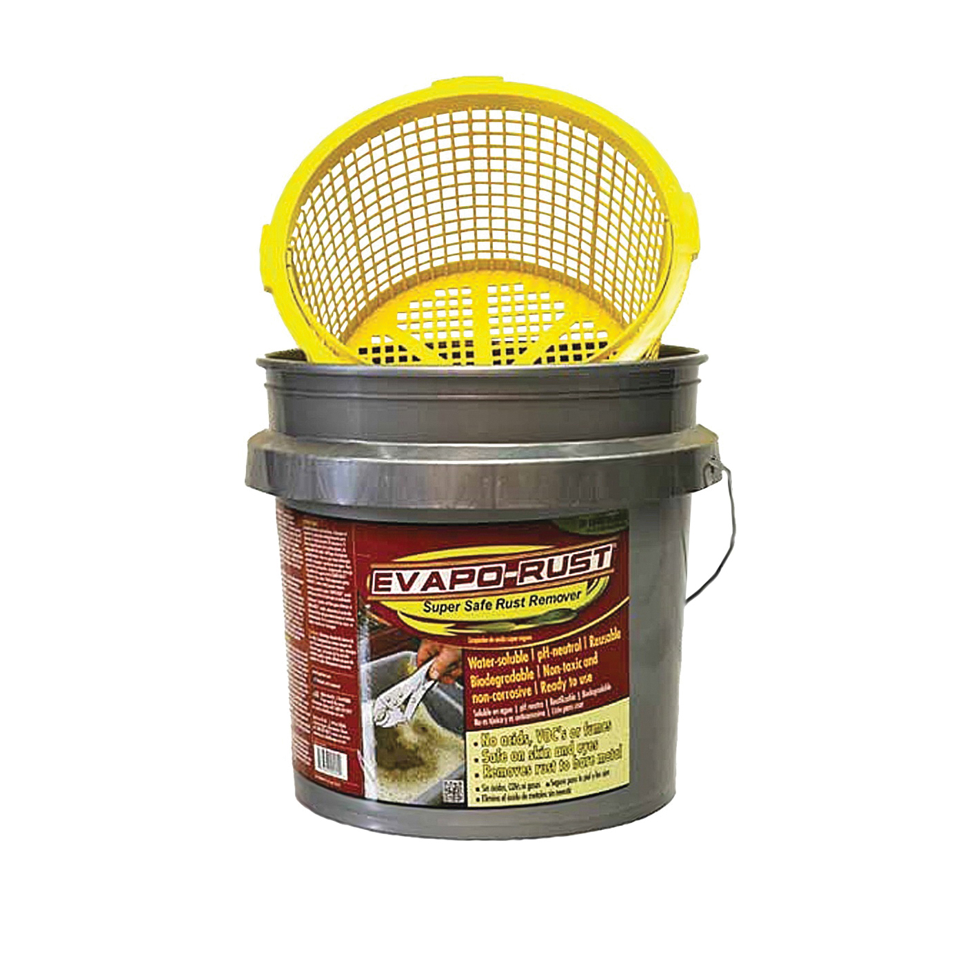 Picture of HARRIS INTERNATIONAL ER018 Rust Remover With Dip Basket, Liquid