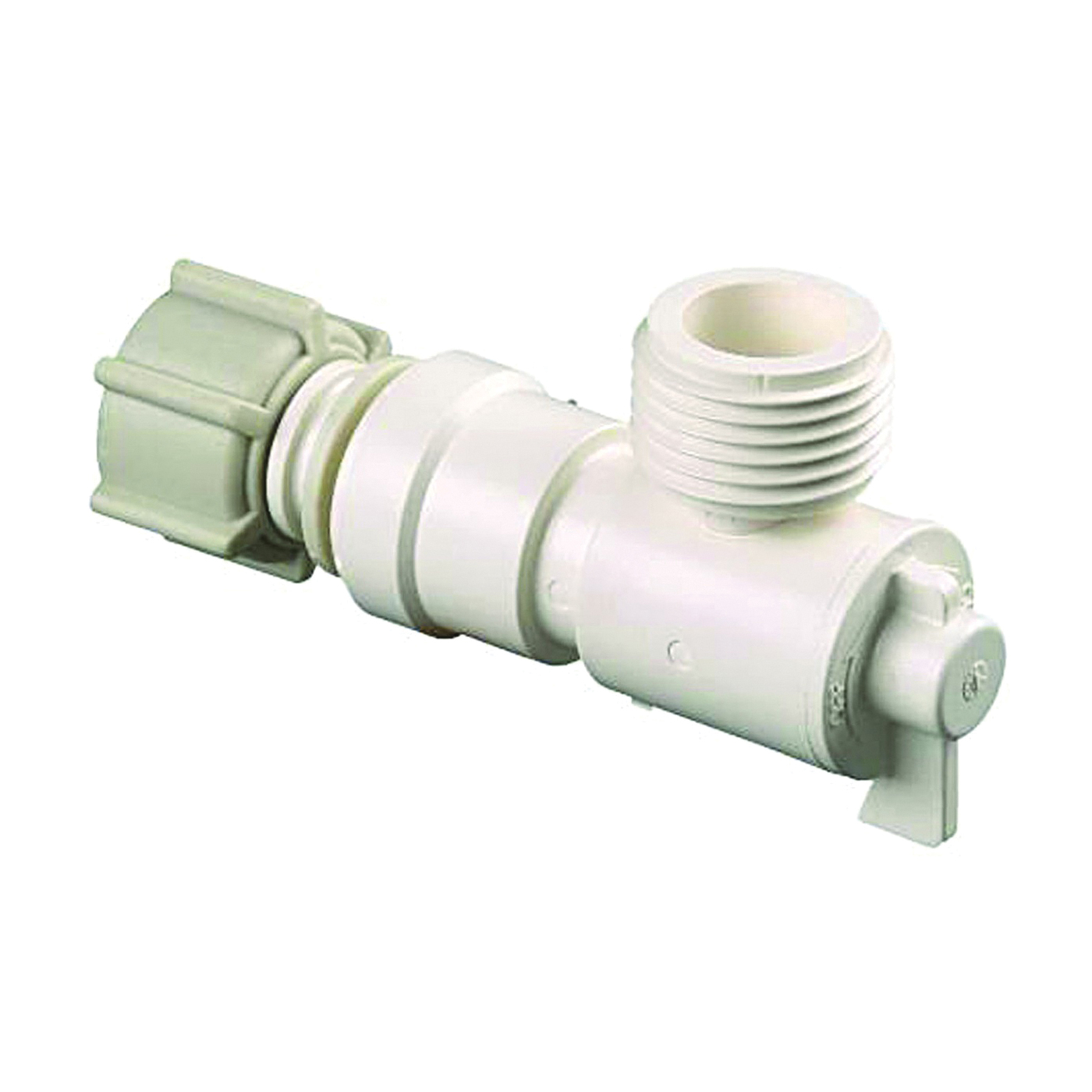 Picture of Watts P-682 Garden Hose Angle Valve FIP x MGH, FIP x MGH, 250 psi Pressure