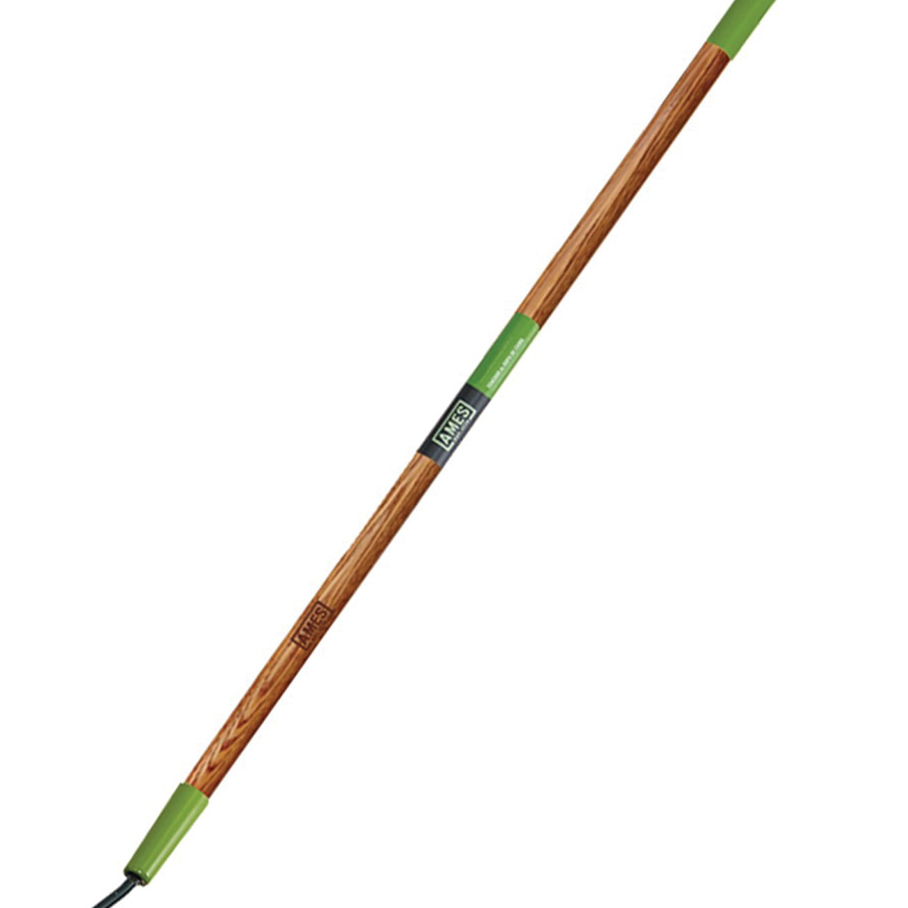 Picture of AMES 2825700 Welded Garden Hoe, 6-1/4 in W Blade, 5-1/4 in L Blade, Steel Blade, Hardwood Handle, 57-1/4 in OAL