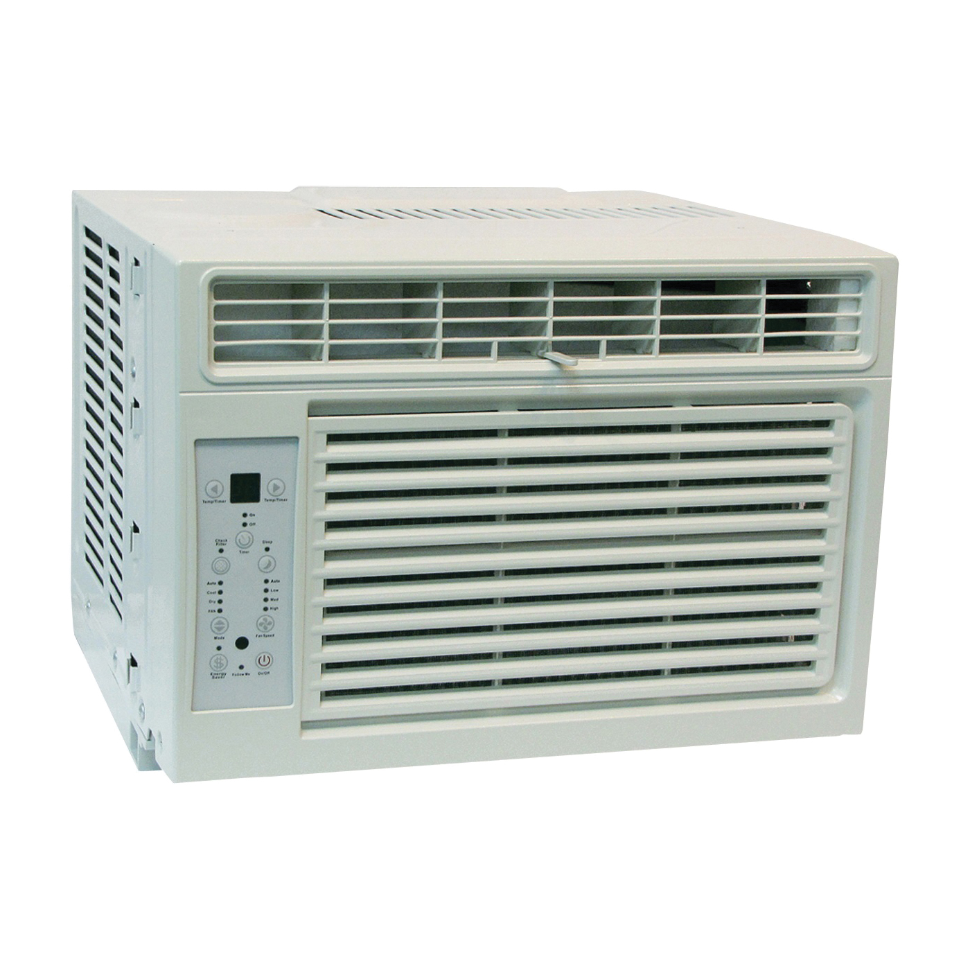 Picture of Comfort-Aire RADS-61P Room Air Conditioner, 115 V, 60 Hz, 6000 Btu/hr Cooling, 12.2/12.1 EER, 56/54/52 dB