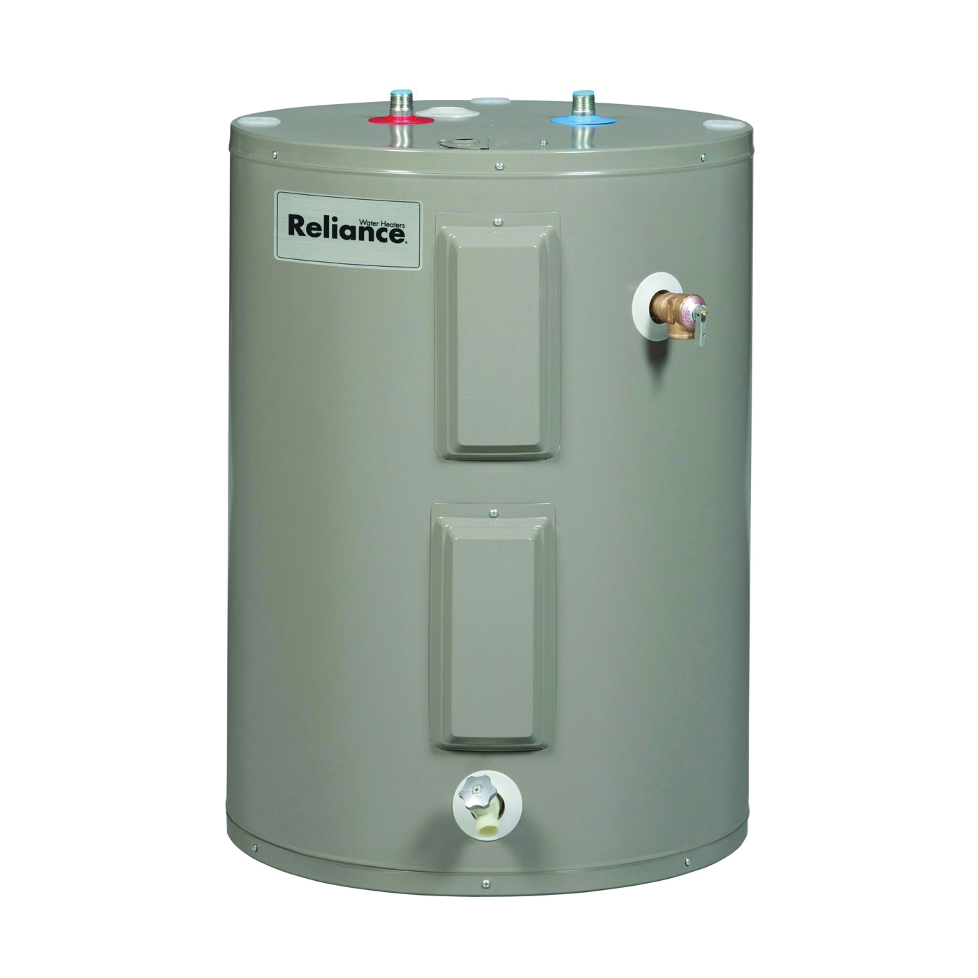 Picture of Reliance 6 50 EORT Electric Water Heater, 30 A, 240 V, 6000 W, 50 gal Tank, 93 % Energy Efficiency