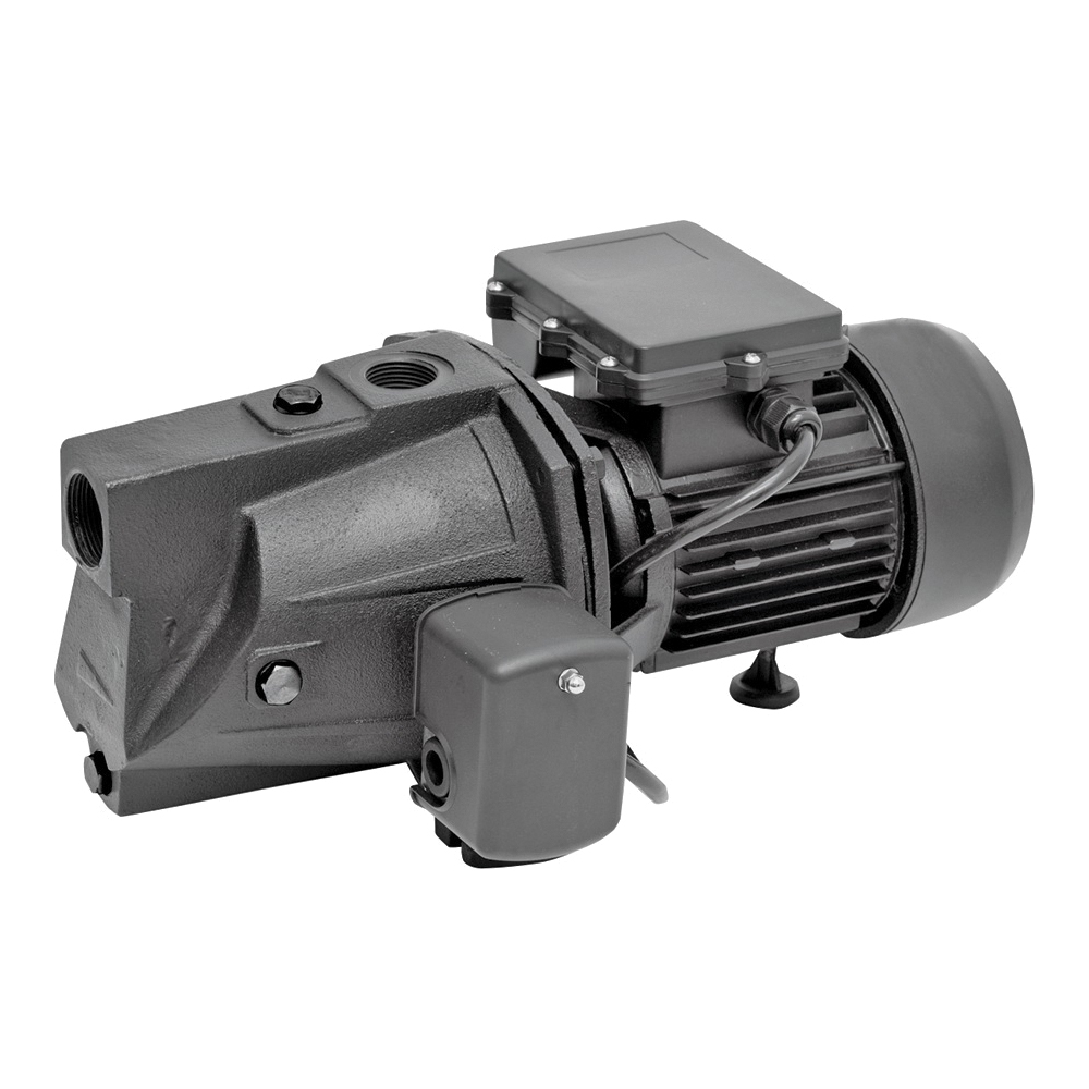 Picture of SUPERIOR PUMP 94705 Jet Pump, 7.8/3.9 A, 115/230 V, 0.75 hp, 1-1/4 in Suction, 1 in Discharge Connection, 13.75 gpm