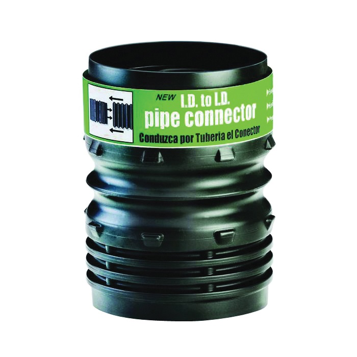 Picture of Amerimax ADP53302 Pipe Coupling, 4 in, PVC