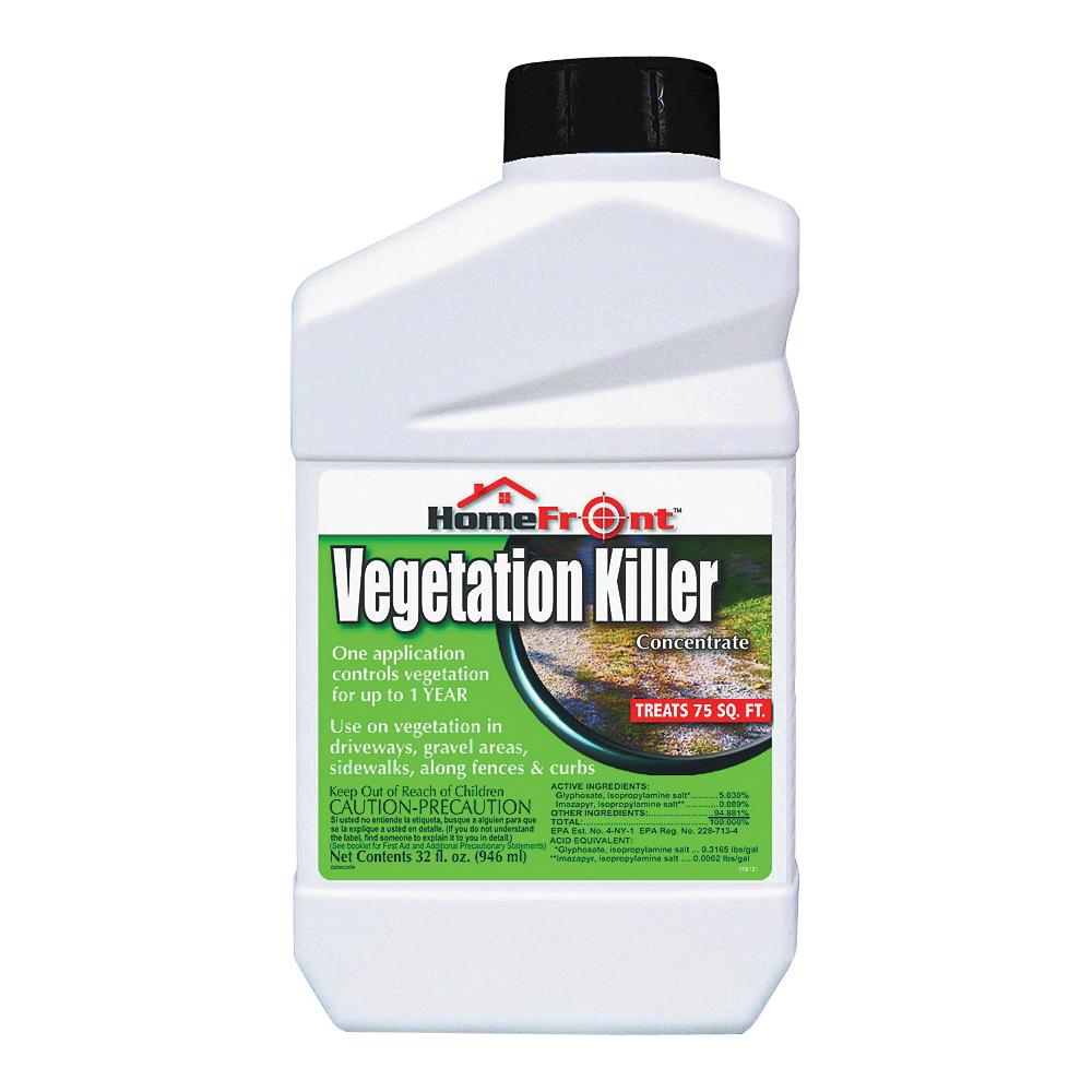 Picture of Bonide 105121 Vegetation Killer, Liquid, Amber/Light Brown, 1 qt Package