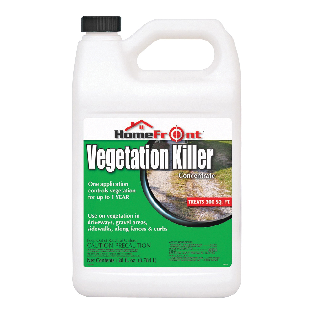 Picture of Bonide 105131 Vegetation Killer, Liquid, Amber/Light Brown, 1 gal Package