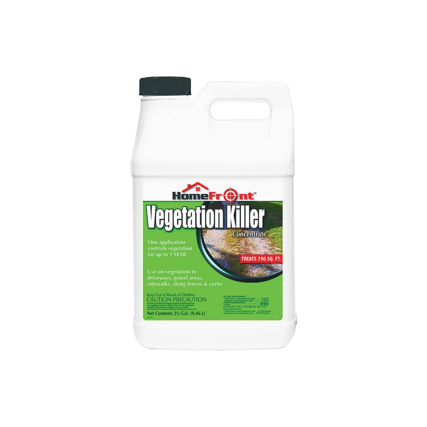 Picture of Bonide 105141 Vegetation Killer, Liquid, Amber/Light Brown, 2.5 gal Package