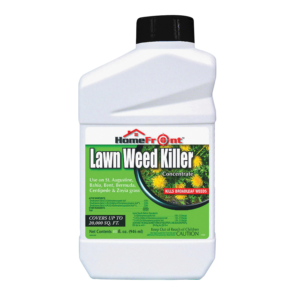 Picture of Bonide 10895 Weed Killer, Liquid, Spray Application, 40 oz Package