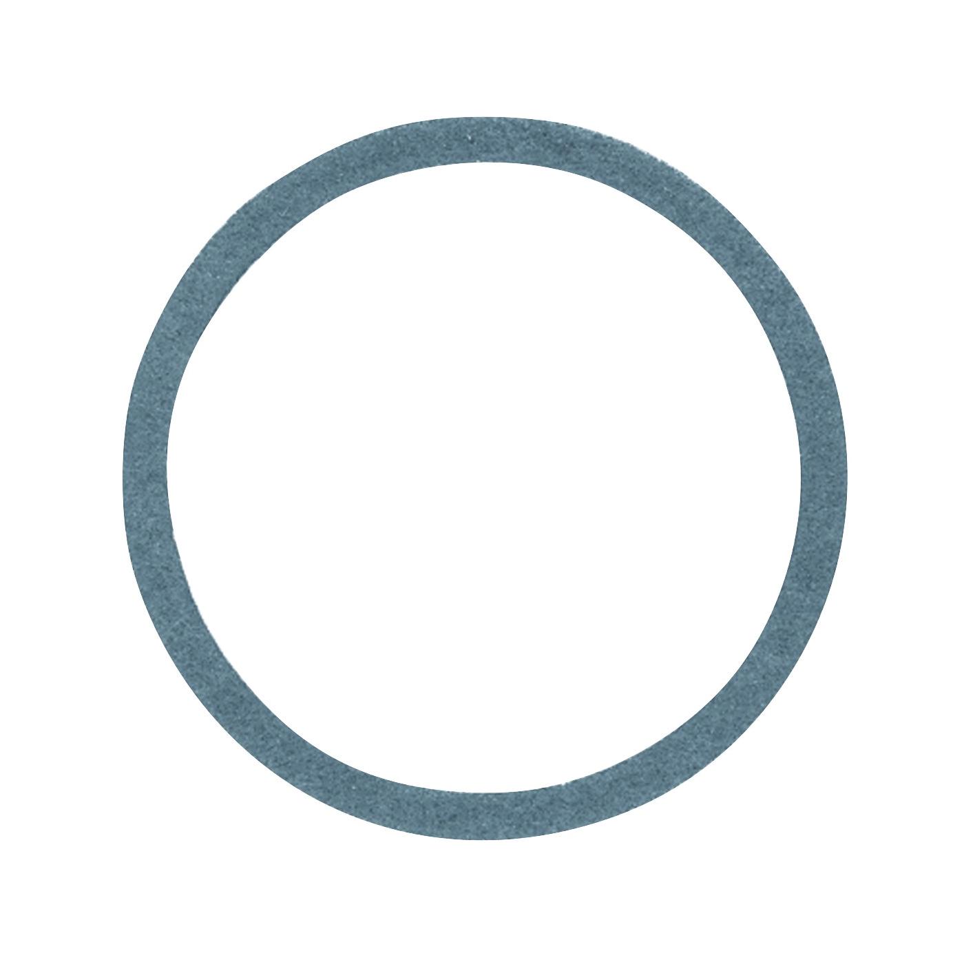 Picture of Danco 35568B Cap Thread Gasket, #33, 1-1/16 in ID x 1-1/4 in OD Dia, 5/64 in Thick, Fiber