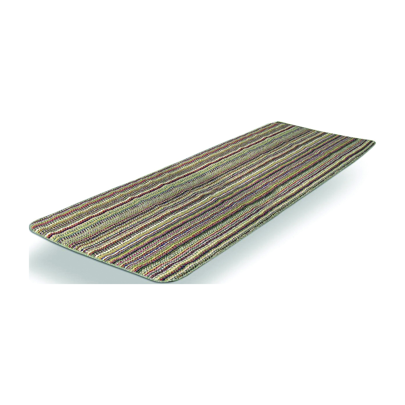 Picture of WJ DENNIS SSAS2472 Mat Carpet, 72 in L, 24 in W, Rectangular, Assorted
