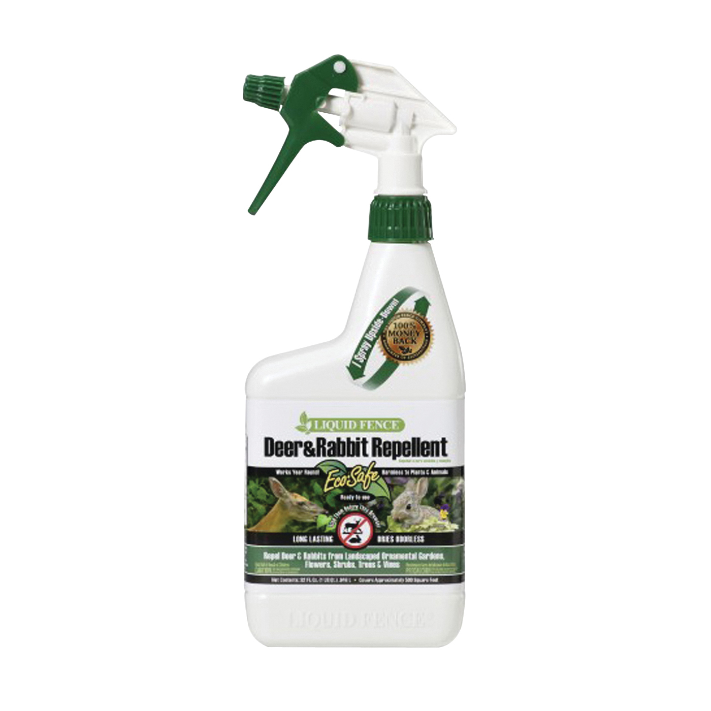 Picture of LIQUID FENCE HG-71126 Deer and Rabbit Repellent, Ready-to-Spray