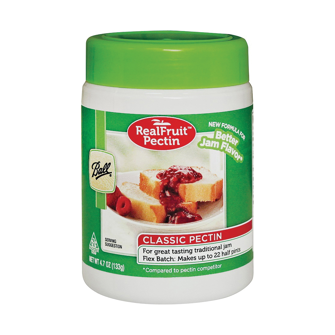 Picture of Ball Realfruit 71065 Classic Pectin, 4.7 oz Package, Bottle