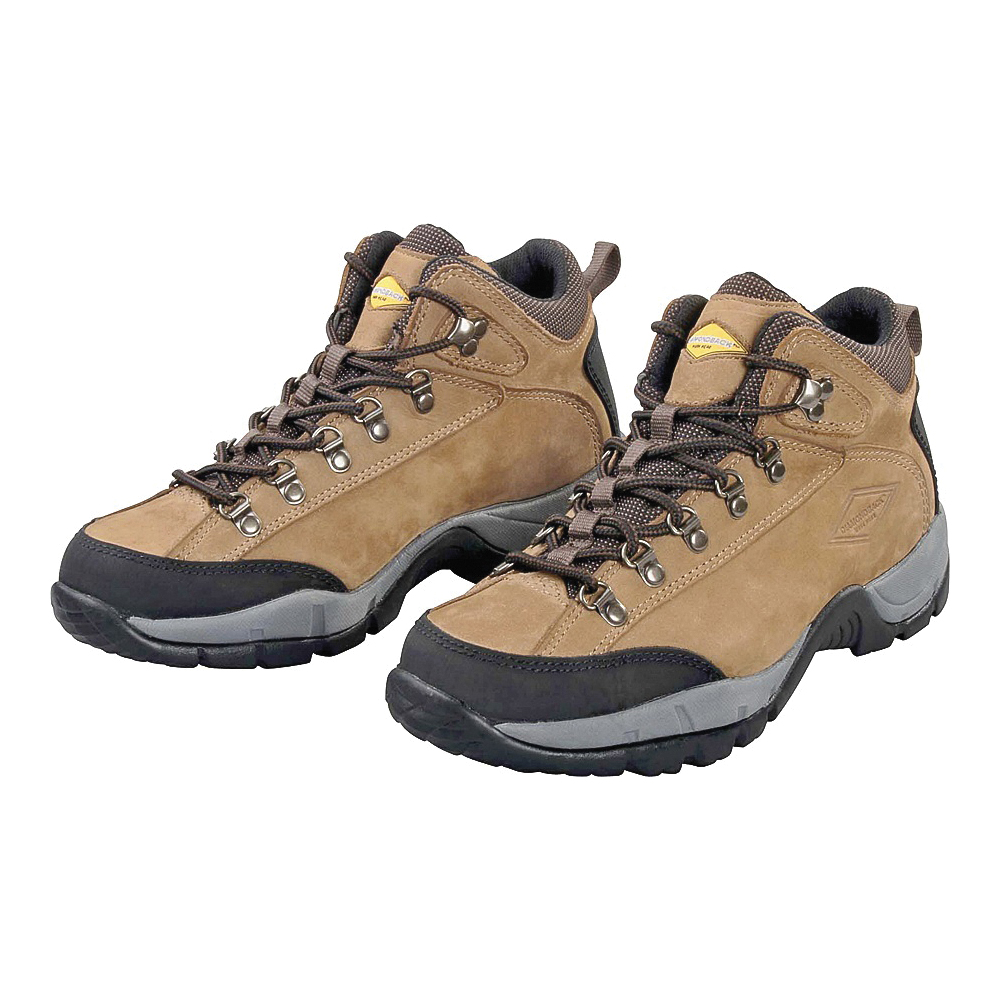 Picture of Diamondback HIKER-1-11-3L Soft-Sided Work Boots, 11, Tan, Leather Upper