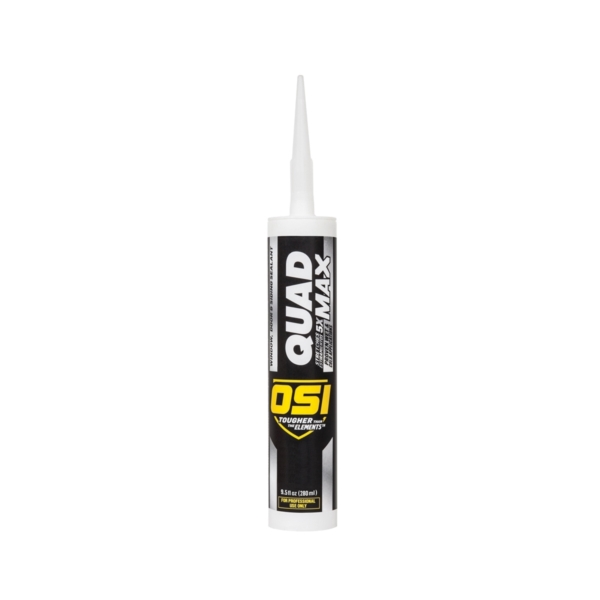 Picture of OSI QUAD MAX 1869361 Sealant, Clay 335, -14 to 158 deg F, 9.5 oz Package, Cartridge