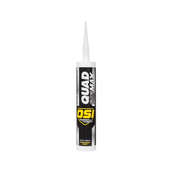 Picture of OSI QUAD MAX 1869419 Sealant, Beige, -14 to 158 deg F, 9.5 oz Package, Cartridge