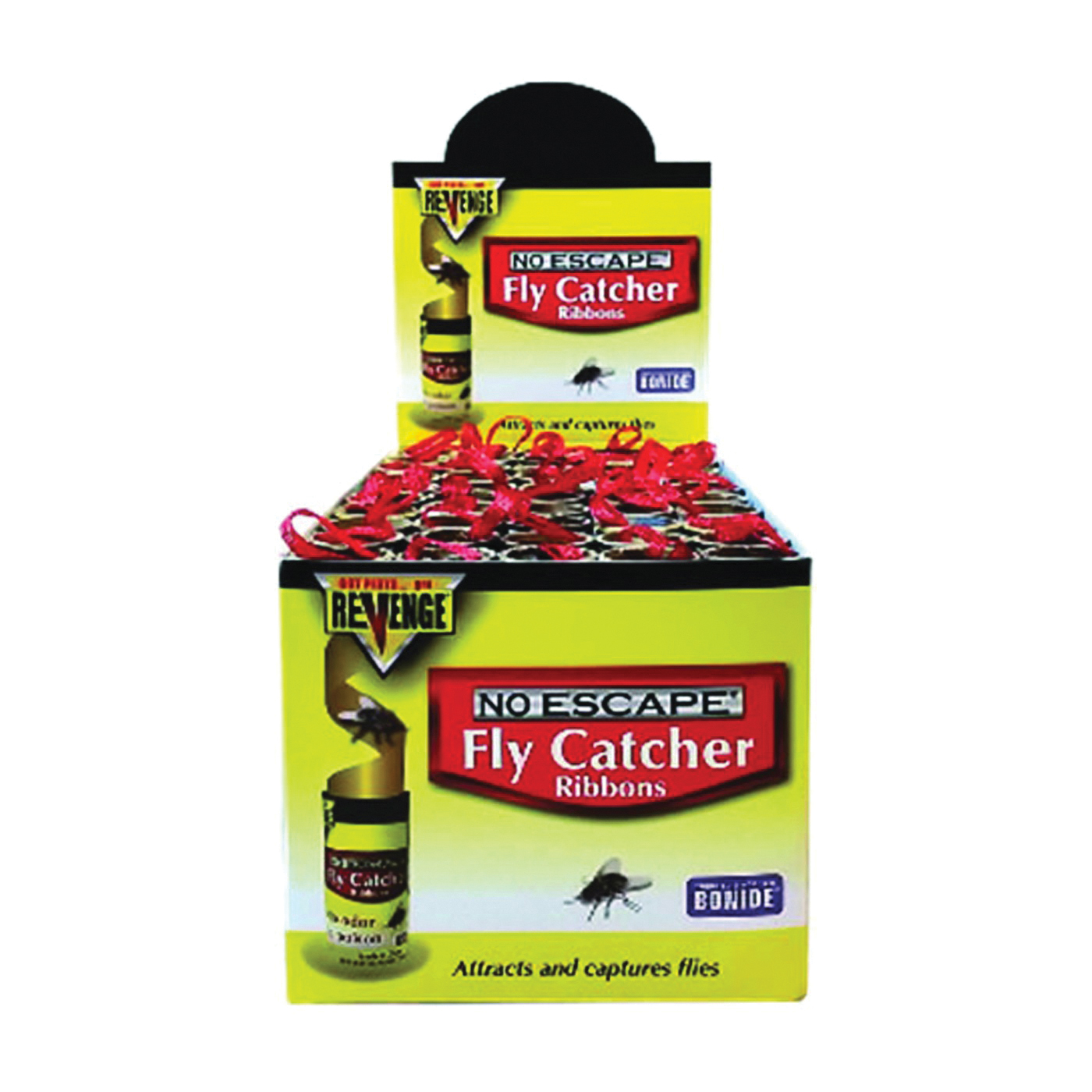 Picture of Bonide 46126 Fly Catcher, Solid, 100 Package, Pack