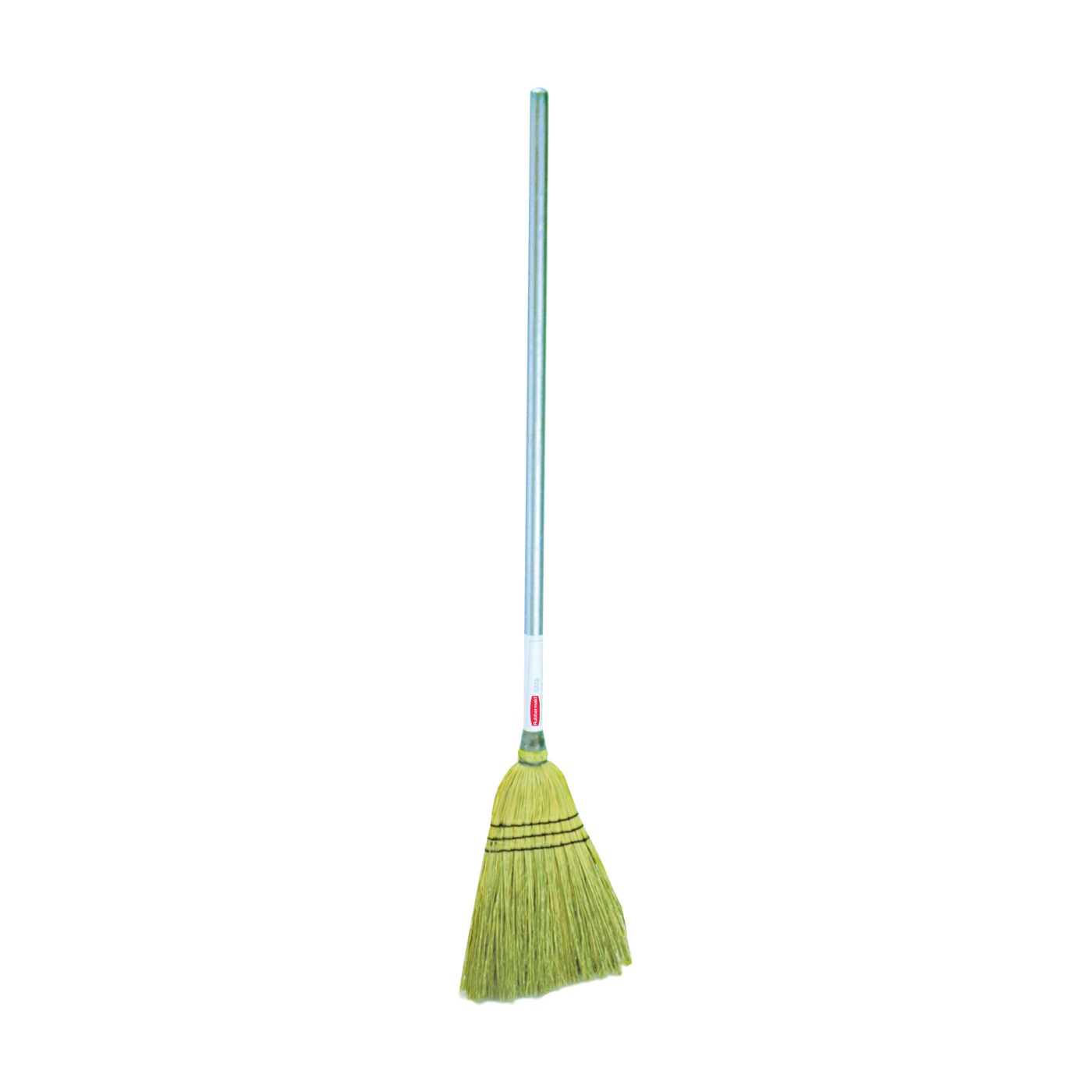 Picture of Rubbermaid 1880163 Upright Broom, 7-1/2 in L Trim, Corn Fiber Bristle
