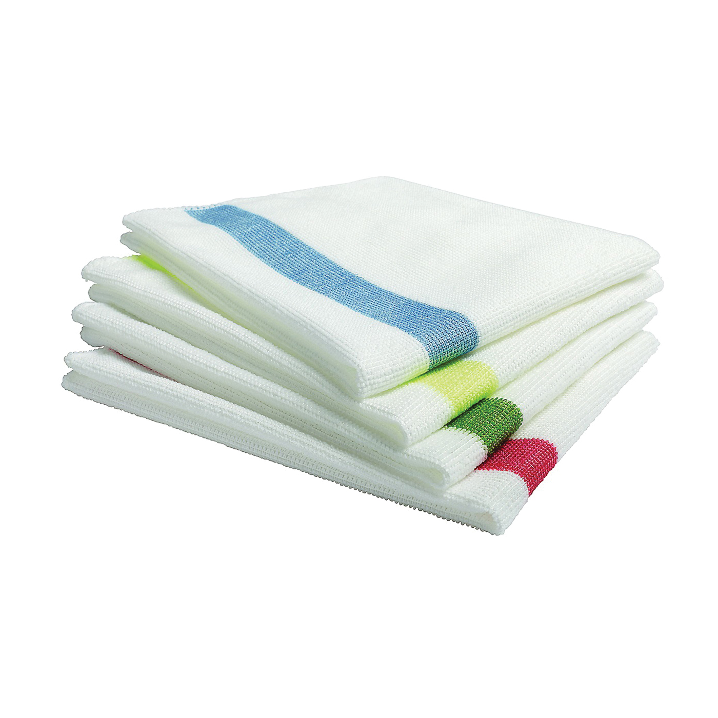 Picture of Rubbermaid 1824723 Wiping Cloth, 16 in L, 19 in W, Microfiber Cloth, 4
