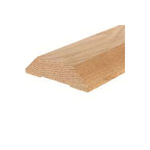 Picture of Frost King WAT36H Saddle Threshold, 36 in L, 3-1/2 in W, Oak Wood, Unfinished