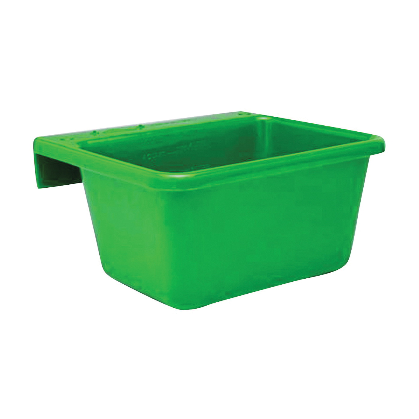 Picture of FORTEX-FORTIFLEX 1306603 Pet Feeder, S, 5 qt Volume, Green