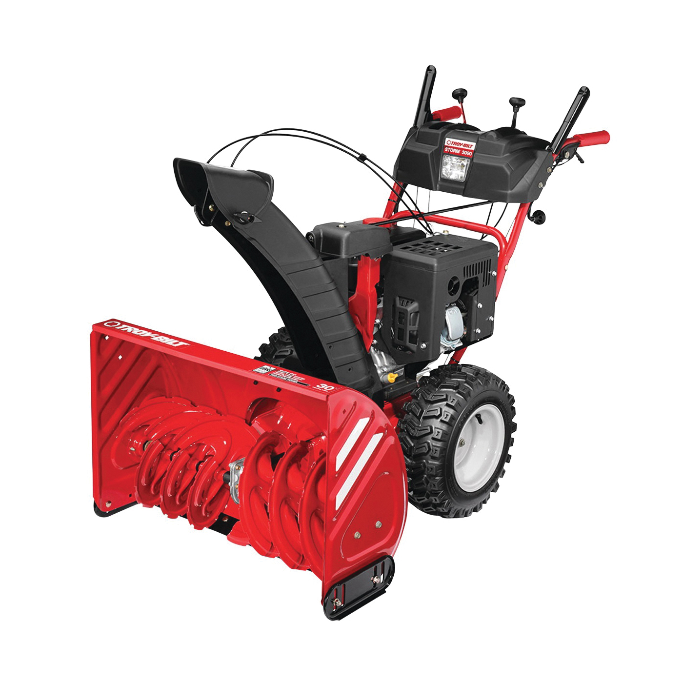 Picture of MTD 31AH5DP5766 Snow Thrower, 2 -Stage, 30 in W Cleaning
