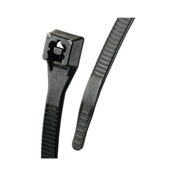 Picture of GB 45-308UVBFZ Cable Tie, Nylon, Black