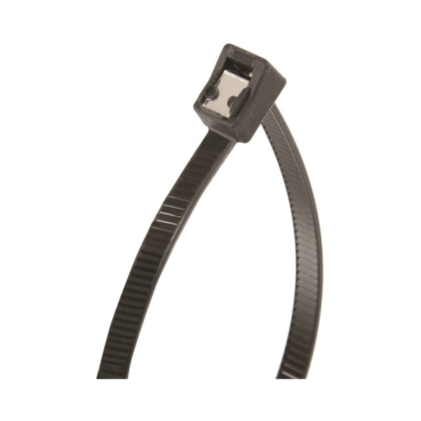 Picture of GB 45-308UVBSC Cable Tie, 6/6 Nylon, Black
