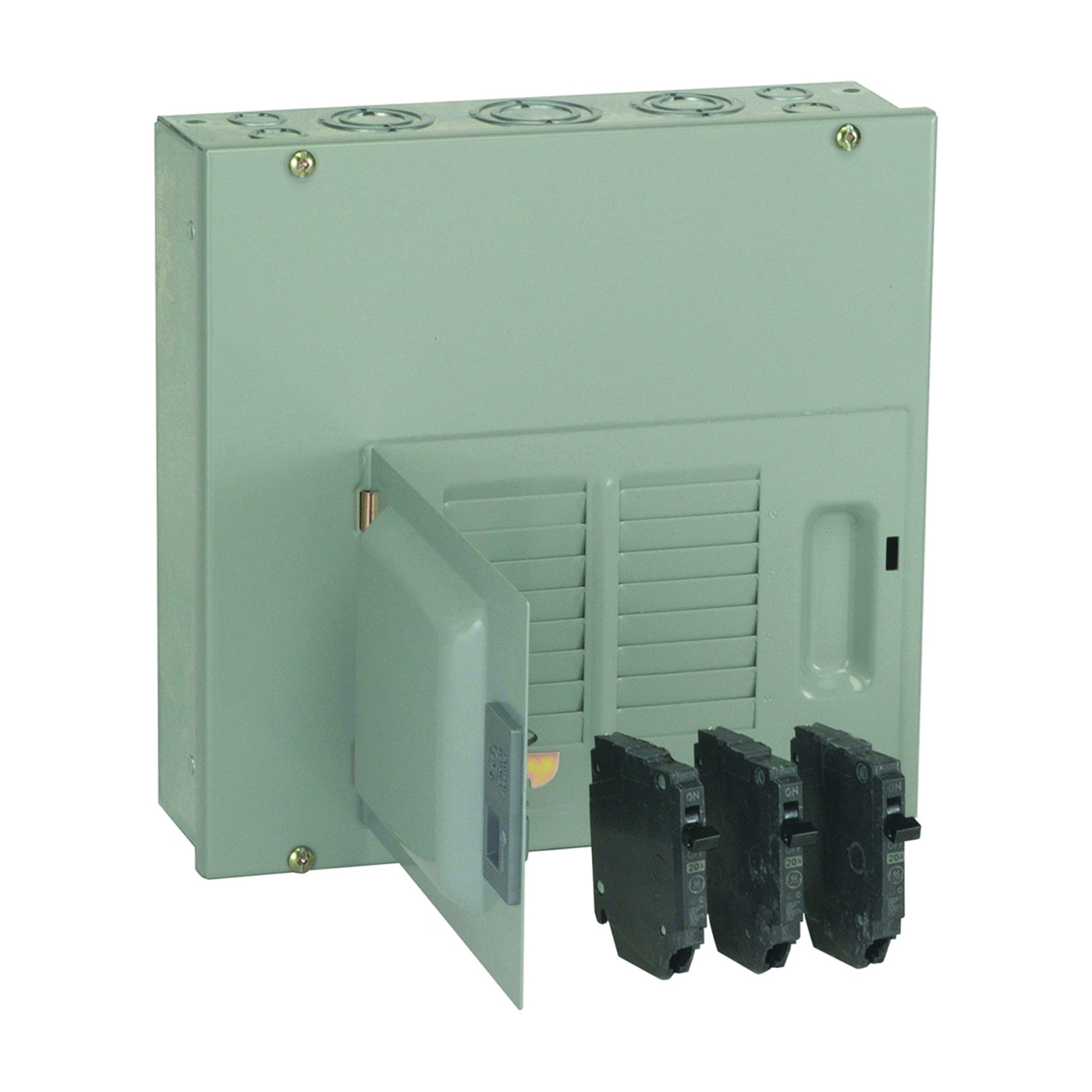Picture of GE Industrial Solutions PowerMark Gold TLM Series TLM812SCUD1K Load Center, 125 A, 8-Space, 16-Circuit