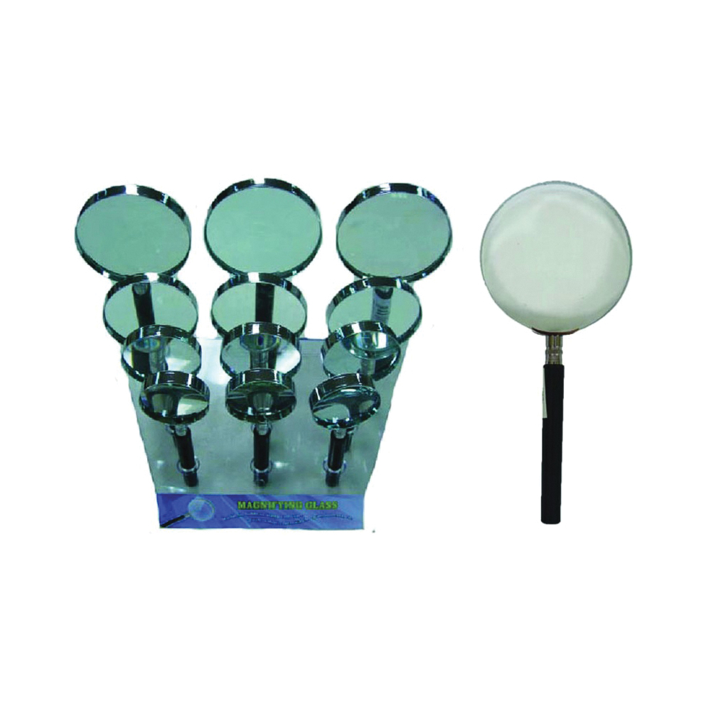 Picture of Diamond Visions MA-01 Assorted Magnifying Glass, 5X Magnification