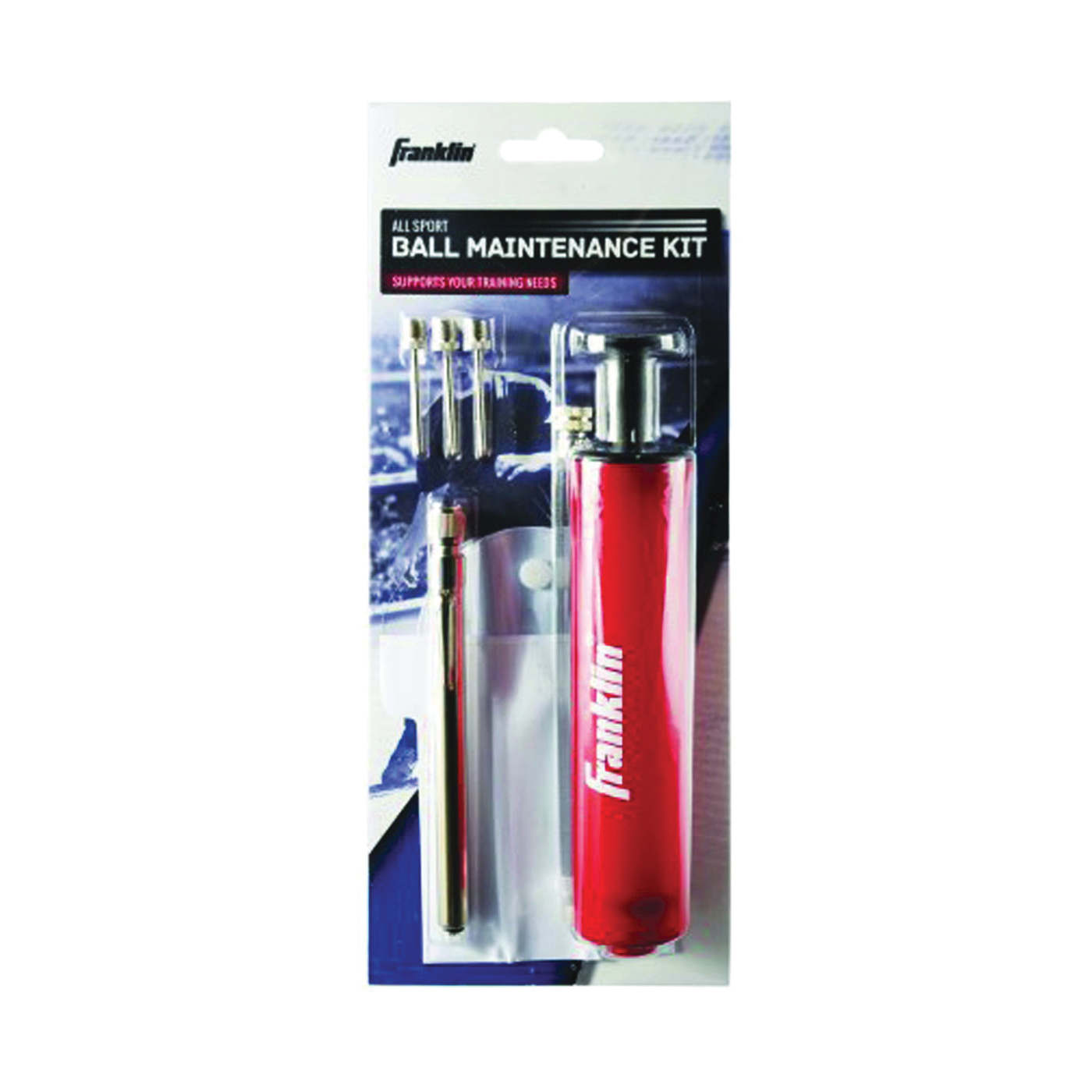 Picture of Franklin Sports 1875 Ball Maintenance Kit, Metal