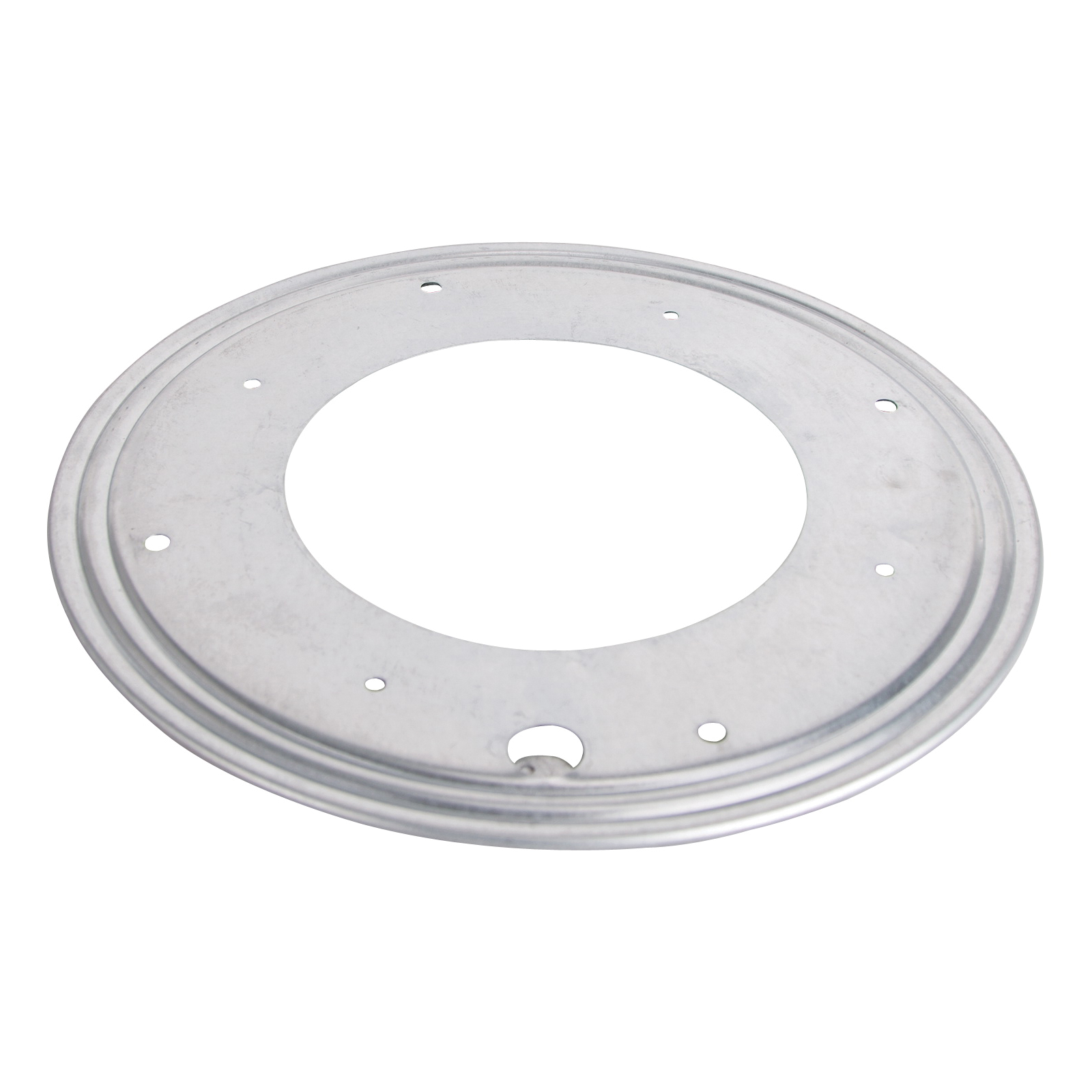 Picture of ProSource JC-L03-PS Lazy Susan Turntable, 12 in Dia, Zinc