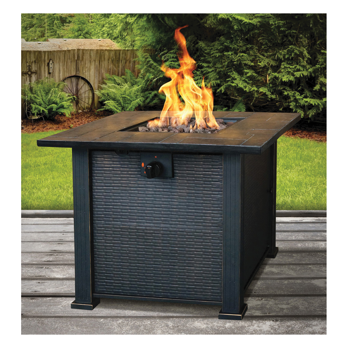 Picture of Seasonal Trends 50169 Table Patio Fire Essential