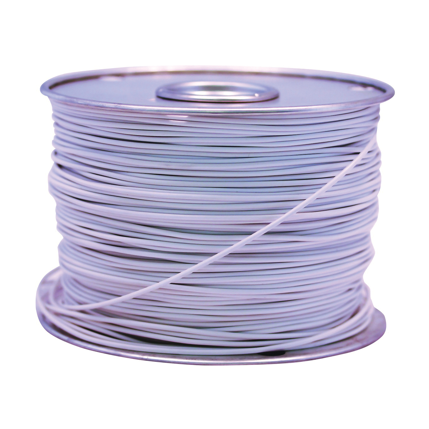 Picture of CCI 55671423 Primary Wire, 12 AWG Wire, 1 -Conductor, 60 VDC, Stranded Copper Conductor, White Sheath