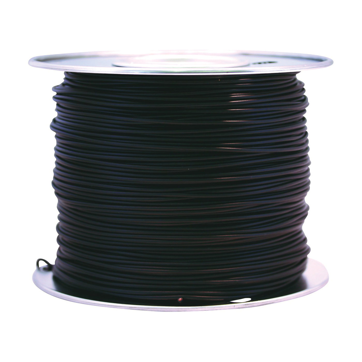 Picture of CCI 55667323 Primary Wire, 18 AWG Wire, 1 -Conductor, 60 VDC, Stranded Copper Conductor, Black Sheath