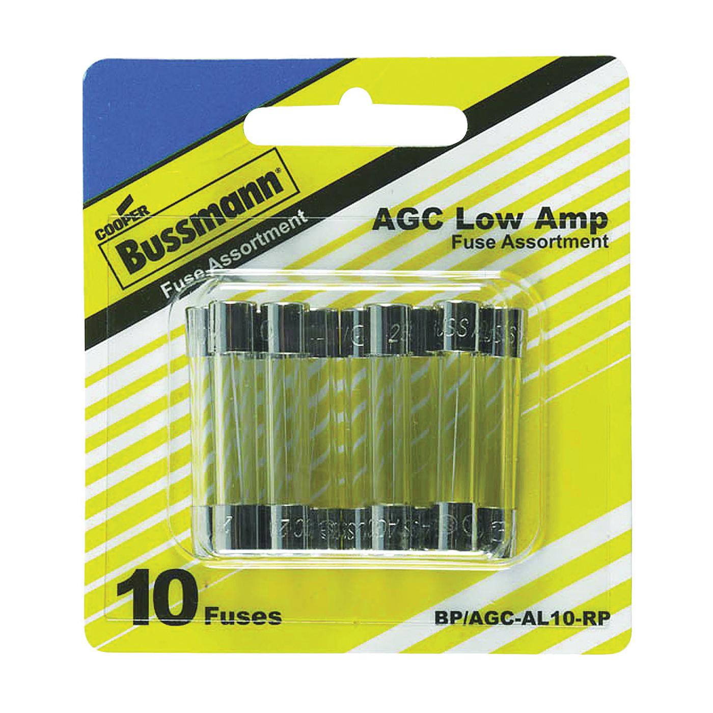 Picture of Bussmann BP/AGC-AL10-RP Fuse Kit