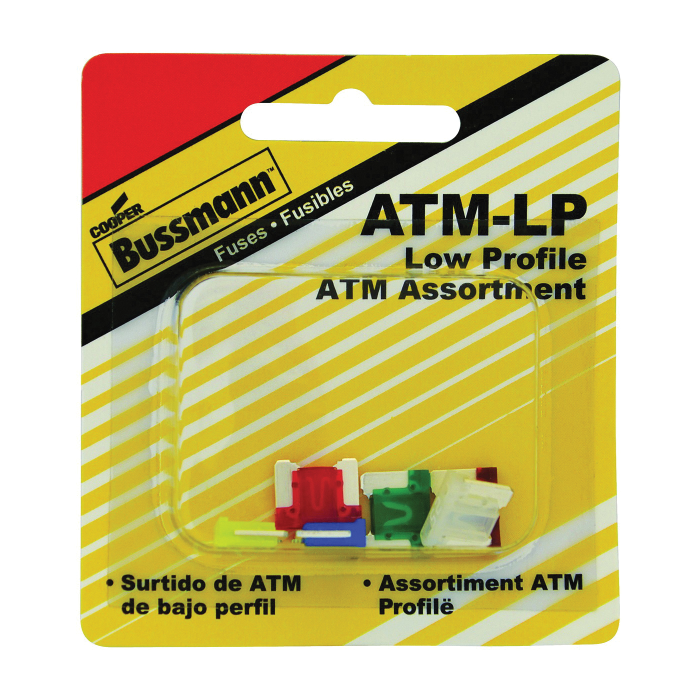 Picture of Bussmann BP/ATM-A6LP-RP Fuse Kit, 32 VDC, 7.5/30 A, 1 kA Interrupt