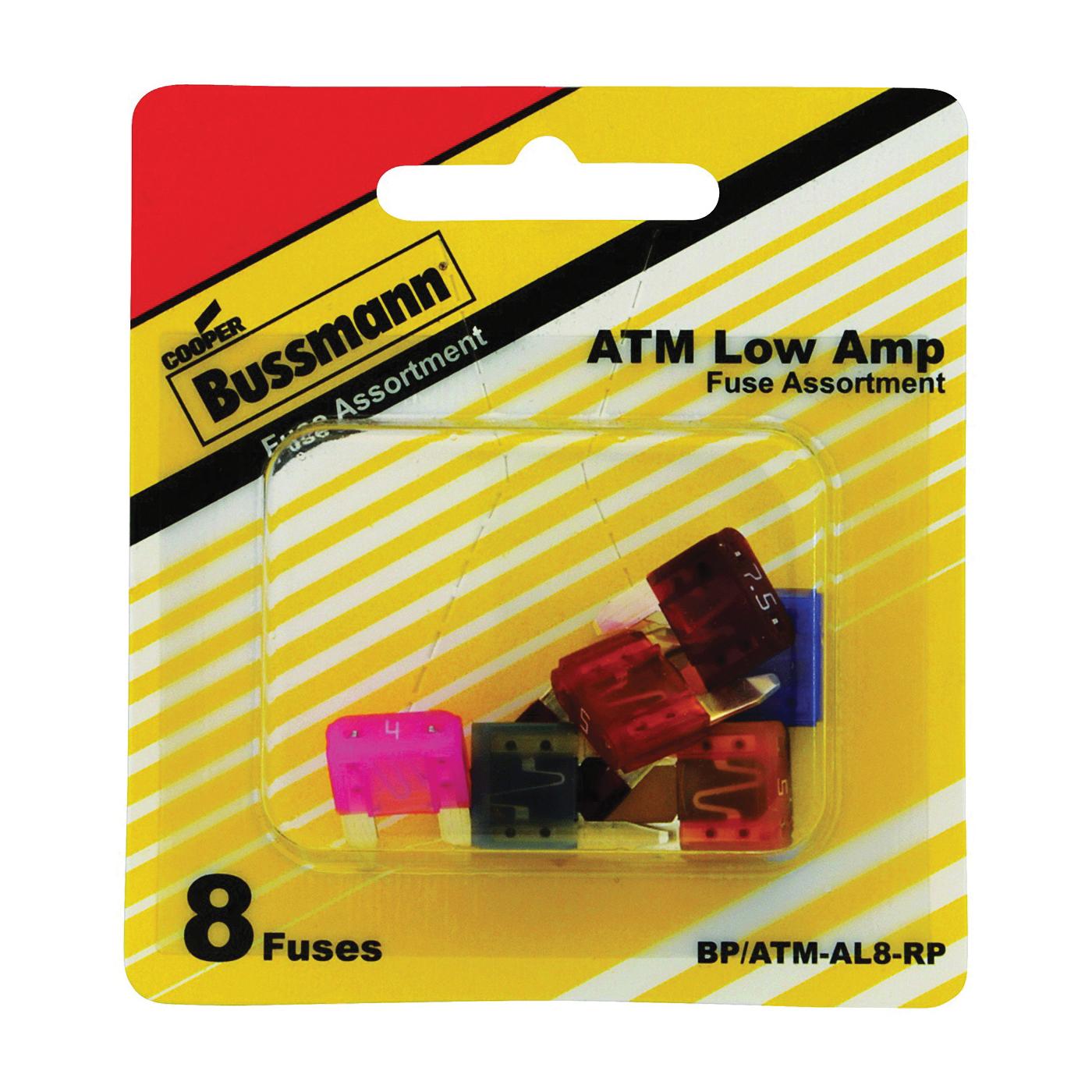 Picture of Bussmann BP/ATM-AL8-RP Fuse Kit, 32 VDC, 2/7.5 A, 1 kA Interrupt