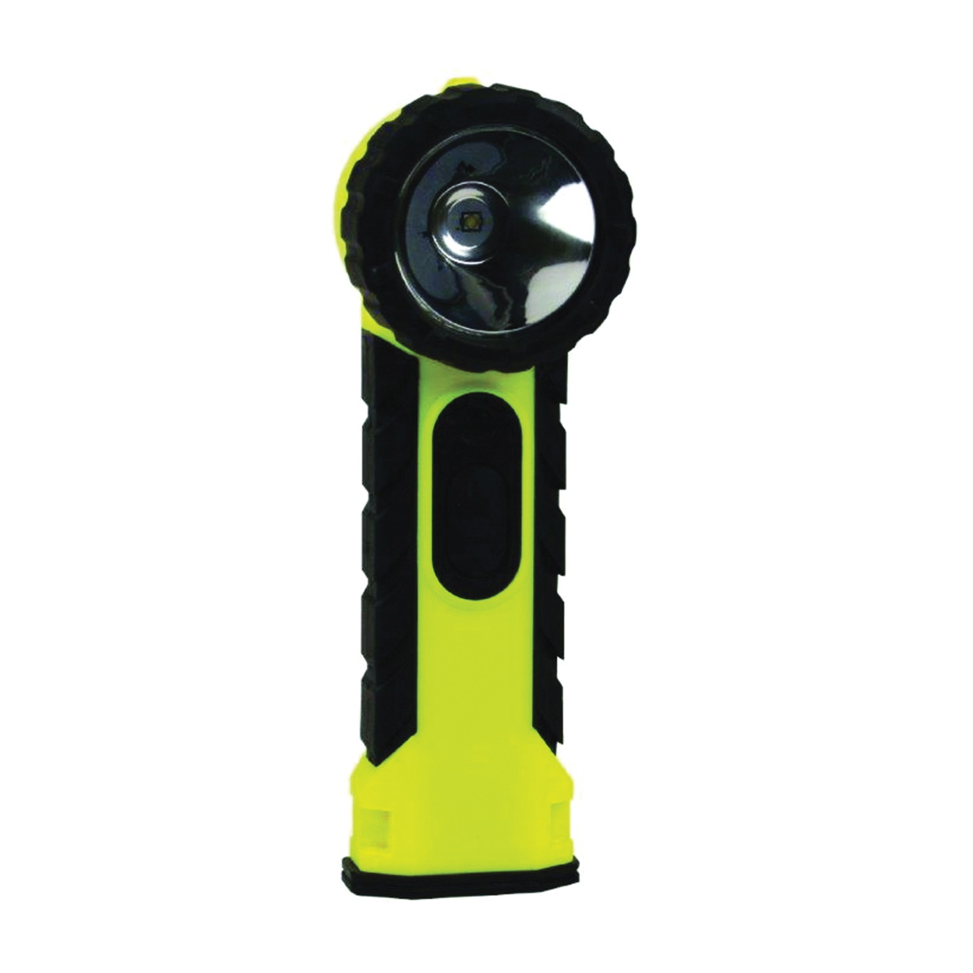 Picture of Dorcy 41-0095 Flashlight, AA Battery, Alkaline Battery, LED Lamp, 190 Lumens, 230 m Beam Distance, Yellow