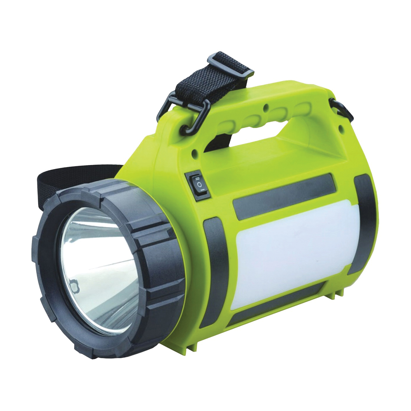 Picture of Dorcy 41-1081 Rechargeable USB Lantern, Lithium-Ion Battery, LED Lamp, 700 Lumens Lumens, Green