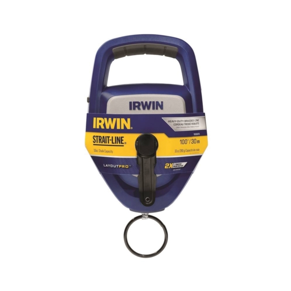 Picture of IRWIN 1932878 Chalk Reel, 100 ft L Line
