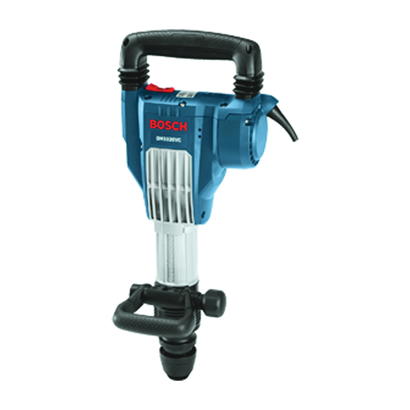 Picture of Bosch DH1020VC Demolition Hammer, 120 V, 15 A, 1-1/8 in Chuck, Keyless, SDS-Max Chuck, 850 to 1800 bpm BPM