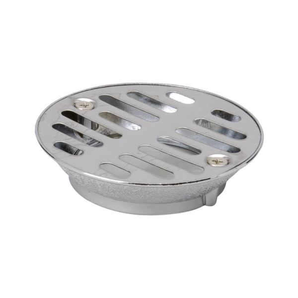 Picture of B & K 133-404 Shower Drain, Stainless Steel
