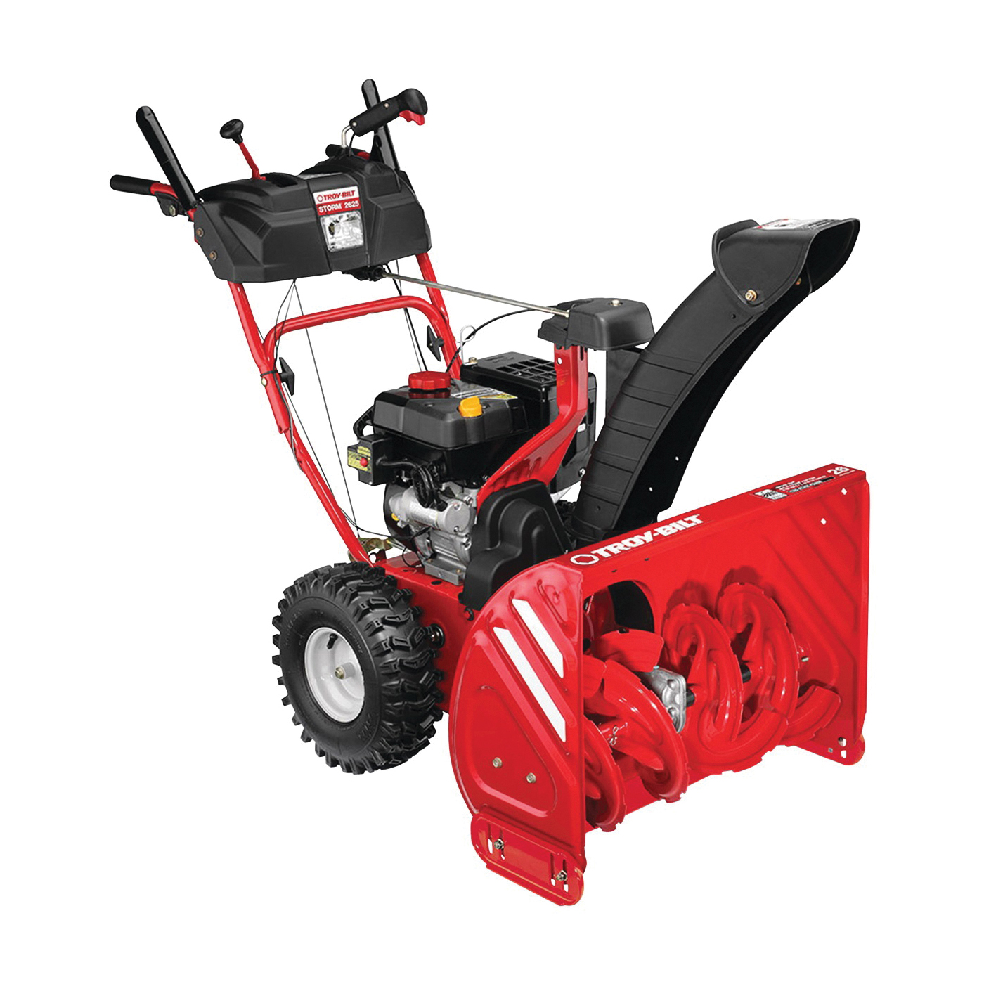 Picture of MTD 31BM6CP3766 Snow Thrower, 243 cc Engine Displacement, OHV Engine, 2 -Stage, Electric Start