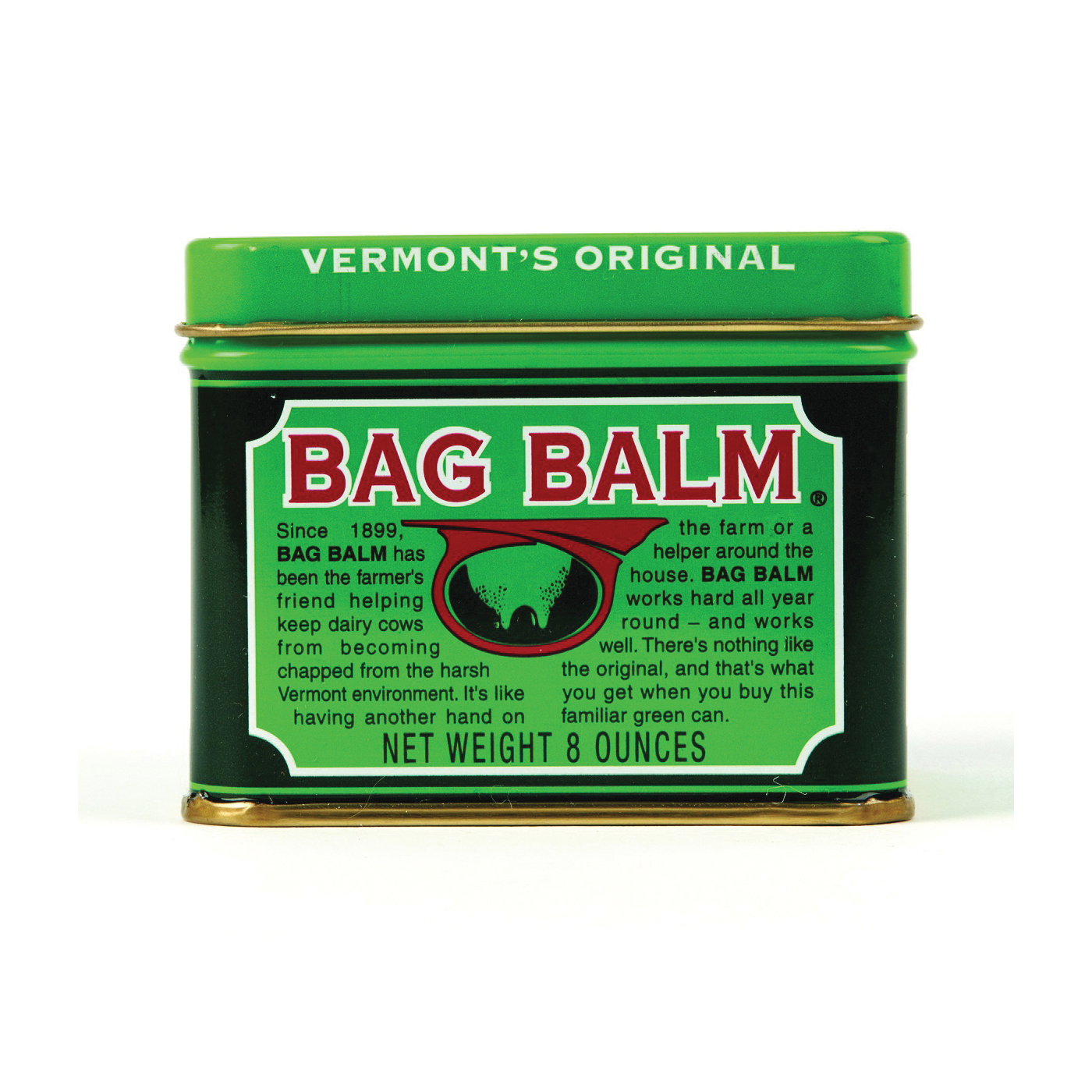Picture of Bag Balm ABB8 Udder Care, 8 oz Package