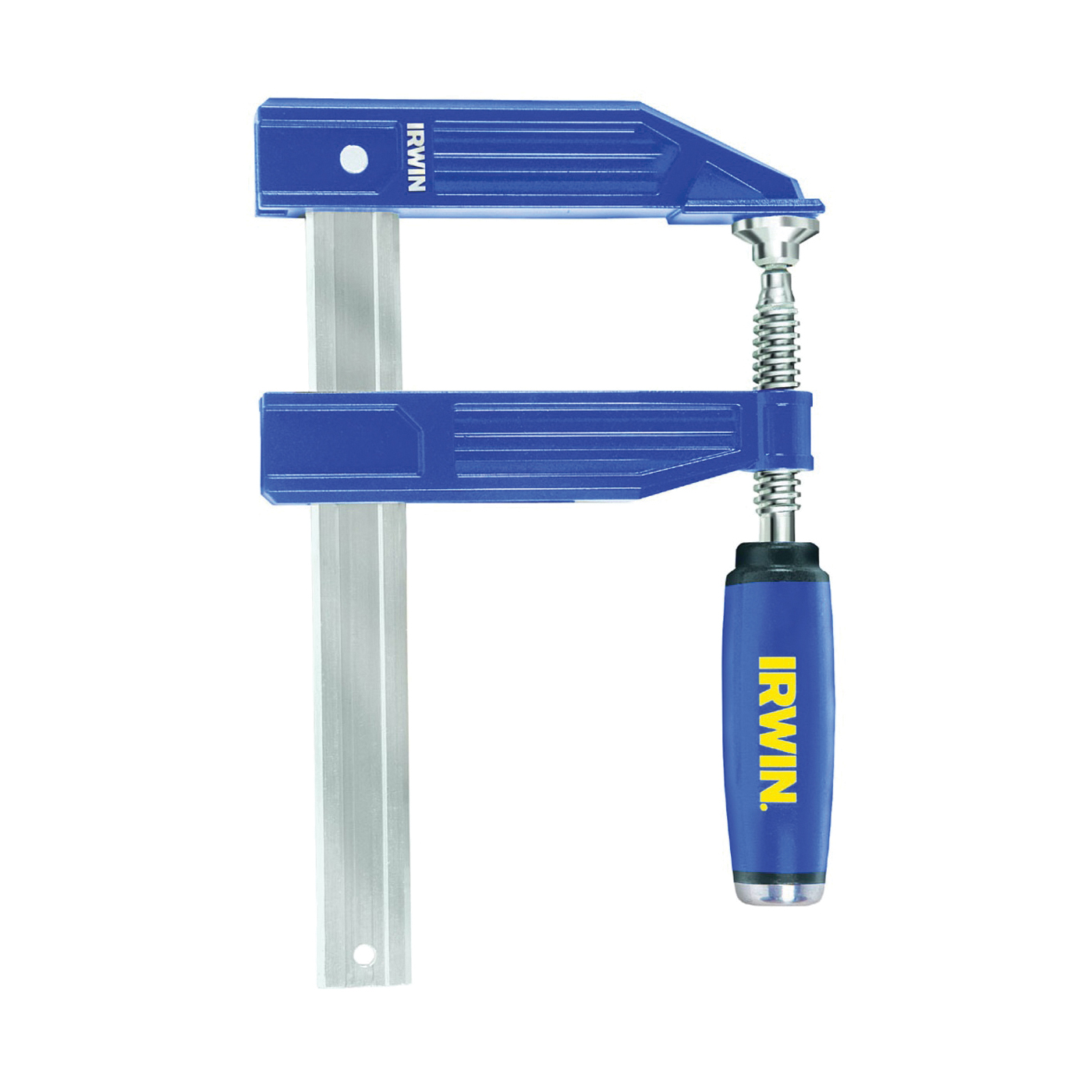 Picture of IRWIN QUICK-GRIP 223212 Heavy-Duty Bar Clamp, 12 in Max Opening Size, 4-7/8 in D Throat