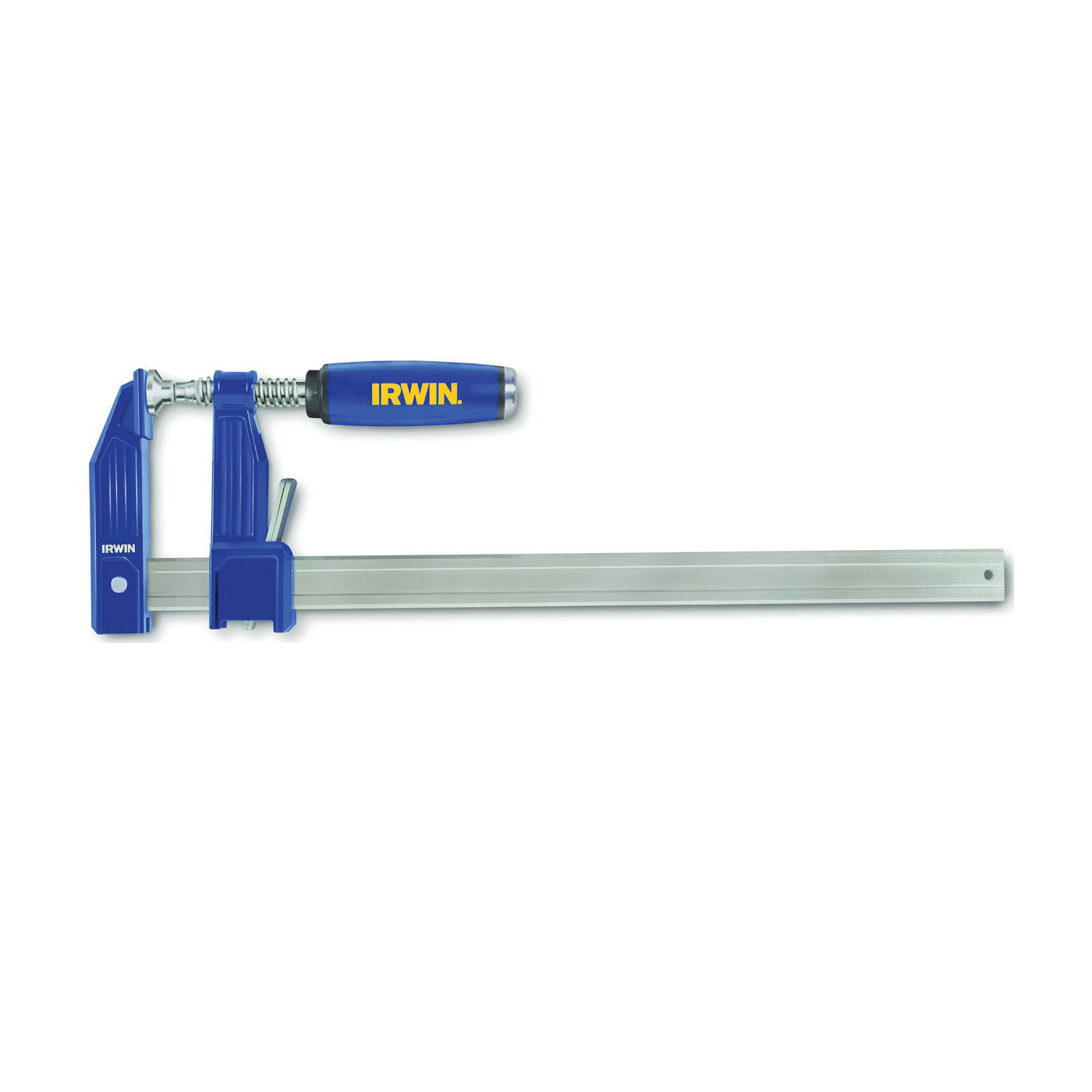 Picture of IRWIN QUICK-GRIP 223136 Medium-Duty Bar Clamp, 36 in Max Opening Size, 3-1/8 in D Throat